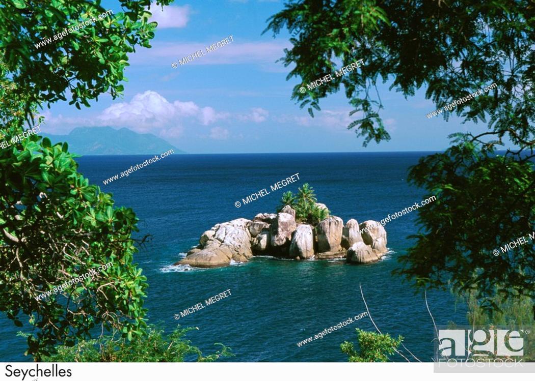Stock Photo: Seychelles.