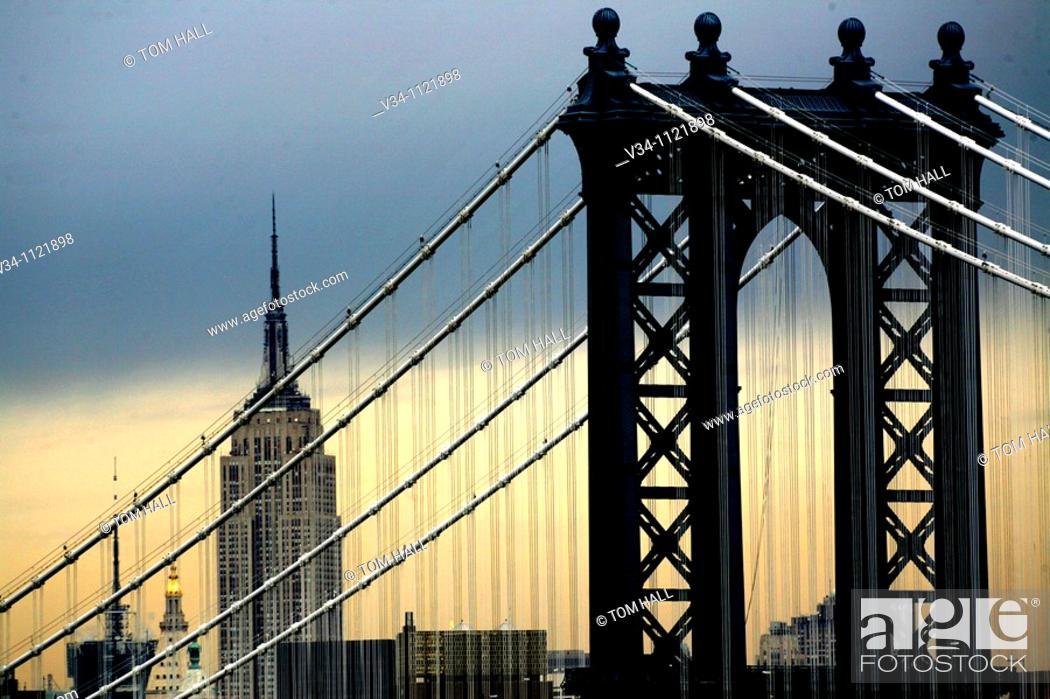 Stock Photo: New York Icons X.