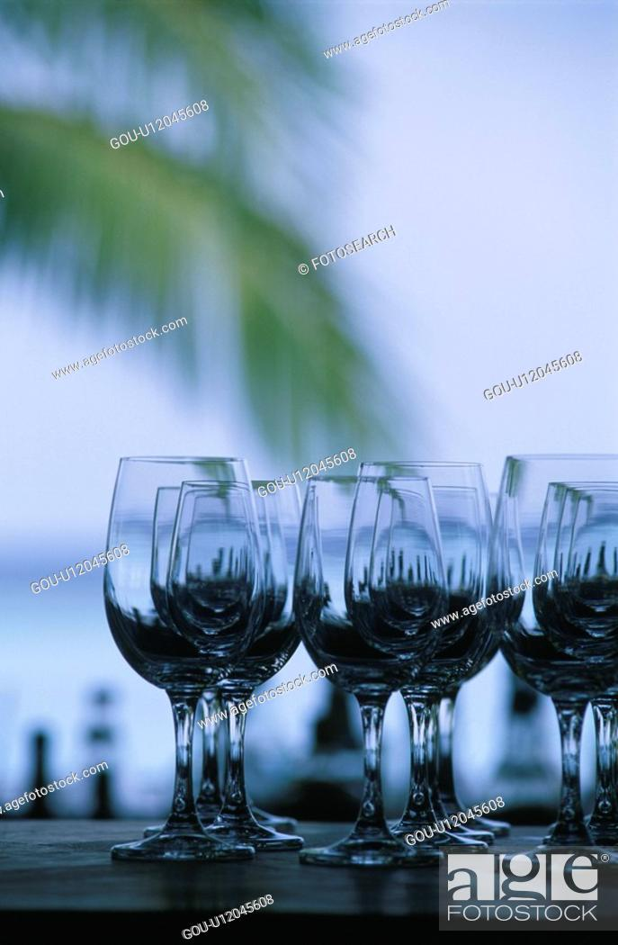 Stock Photo: The Glass.