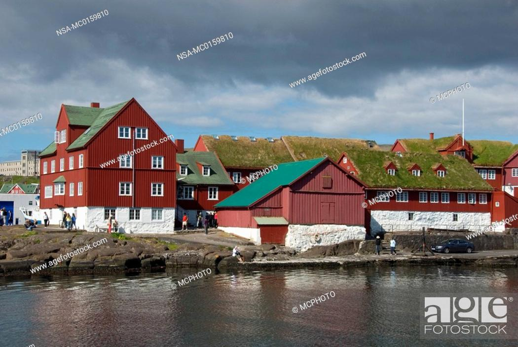 Stock Photo: Old Town.