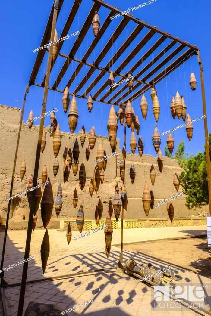 Stock Photo: Tabatabaei Historical House (Khan-e Tabatabaei). Kashan, Iran. Asia.