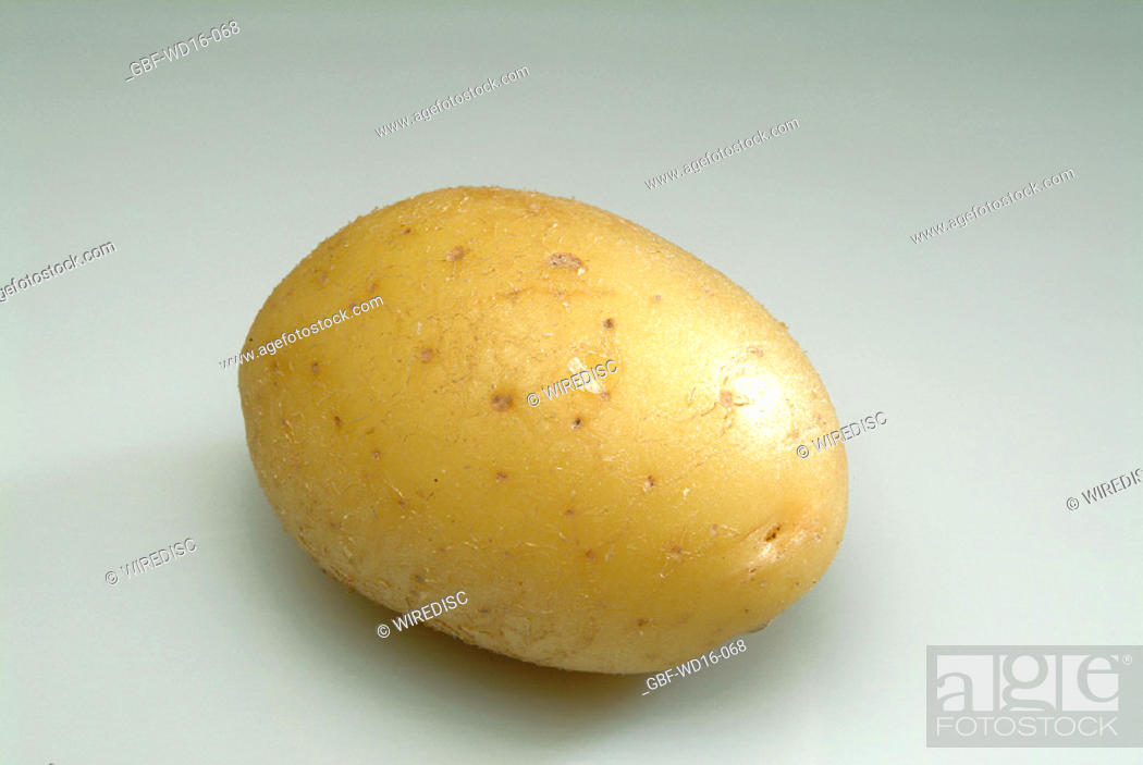Stock Photo: Food, vegetables, potato.