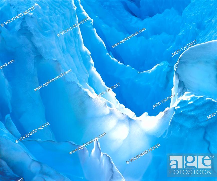 Stock Photo: Ice formations.