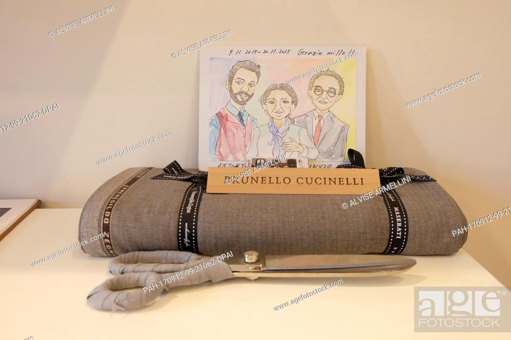 A Thank You Letter To The Tailor Of Brunello Cucinelli