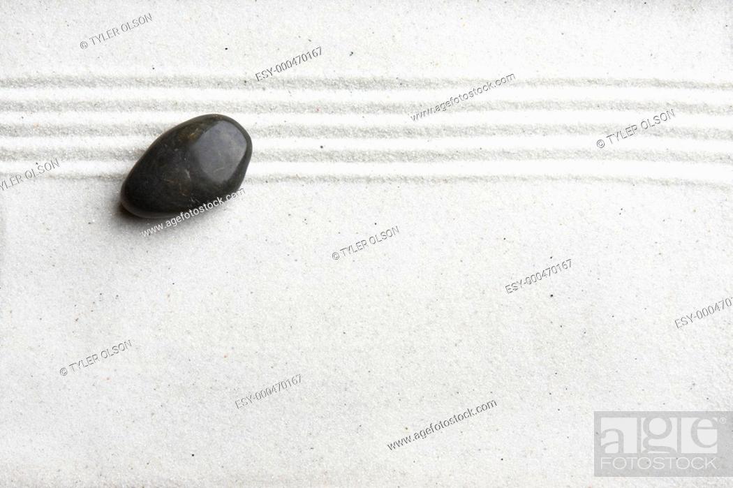 Stock Photo: Rock Background.