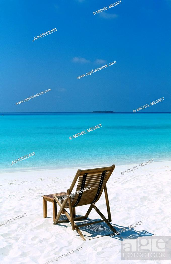 Stock Photo: Maldives.
