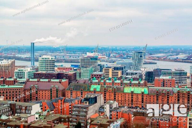 Stock Photo: Hamburg.