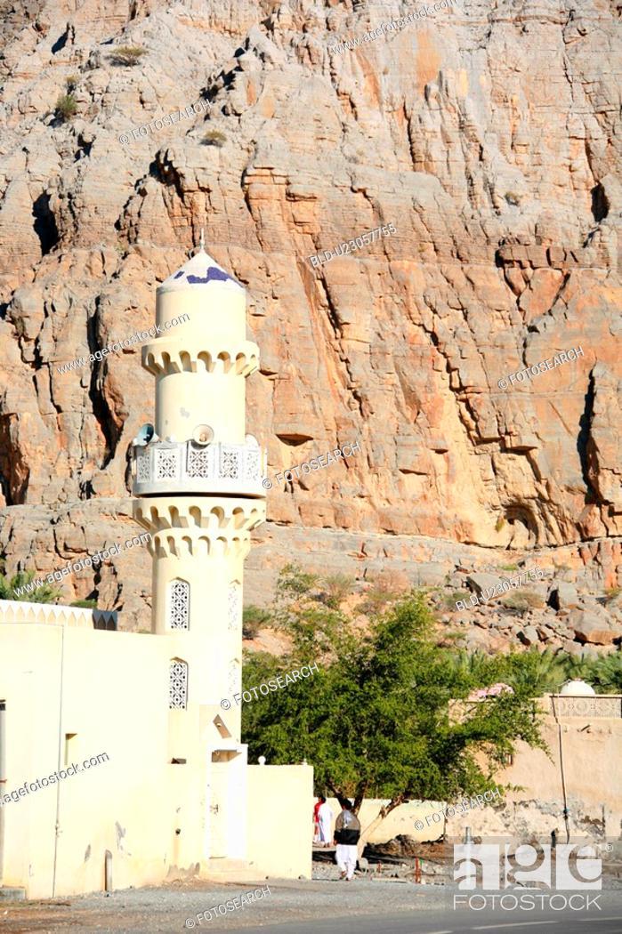 Stock Photo: mosque, prayer, mountain.