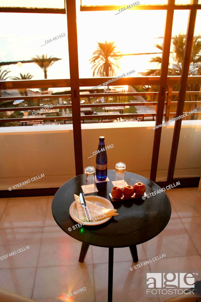 Stock Photo: Almyra Hotel. Paphos. Cyprus.