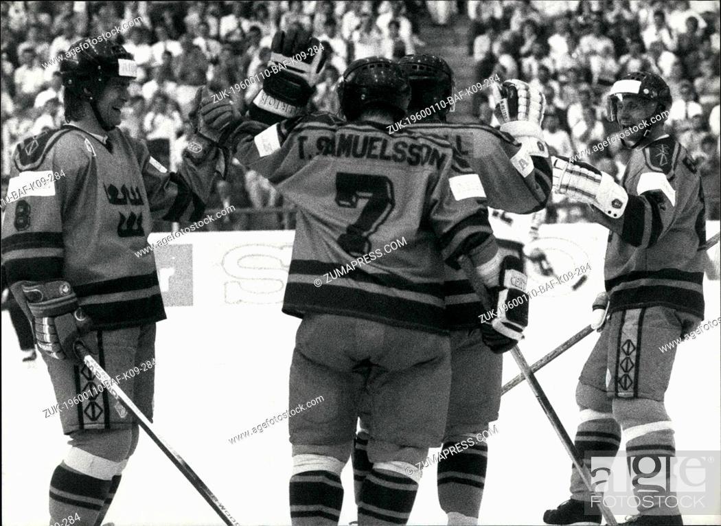 1970 - Icehockey-Worldchampionships In Switzerland: The ice hockey ...