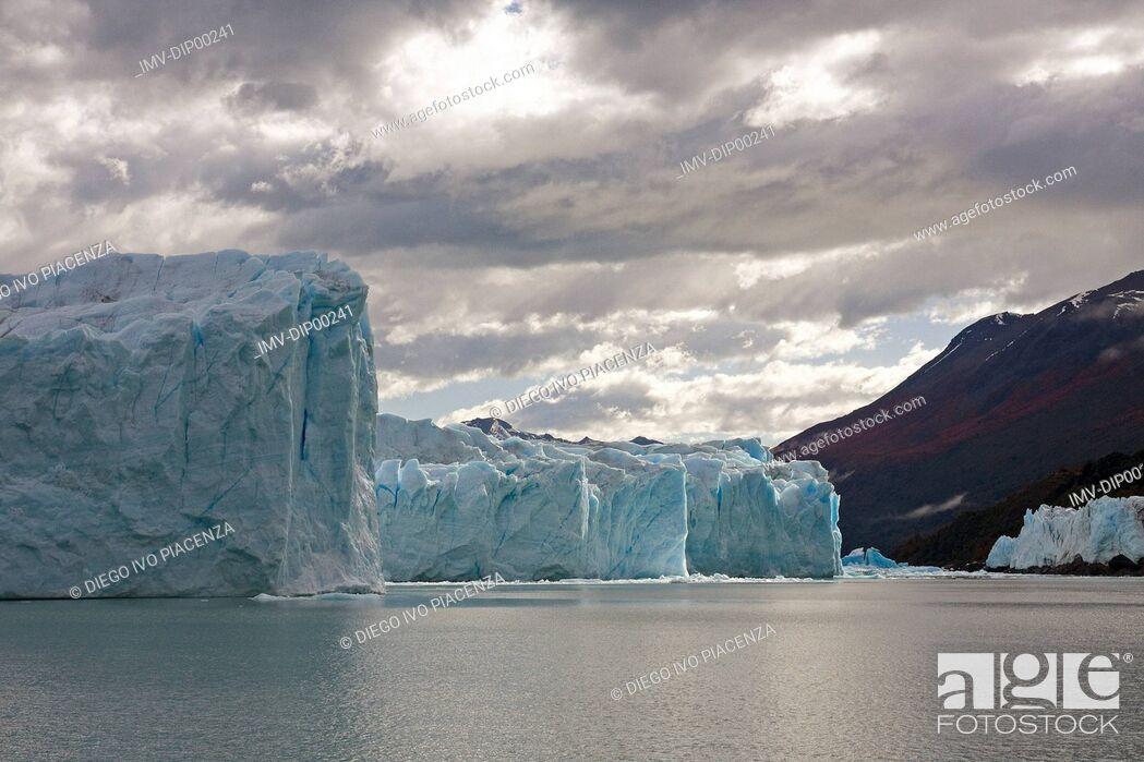 Imagen: Perito Moreno Glacier, Santa Cruz, Argentina.
