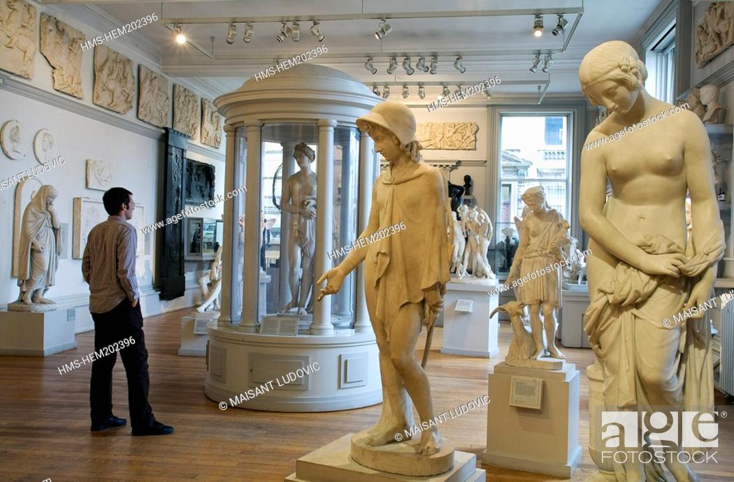 Imagen: United Kingdom, Liverpool, Walker Art Gallery, gallery of European sculptures from the 18th century to the First World War.