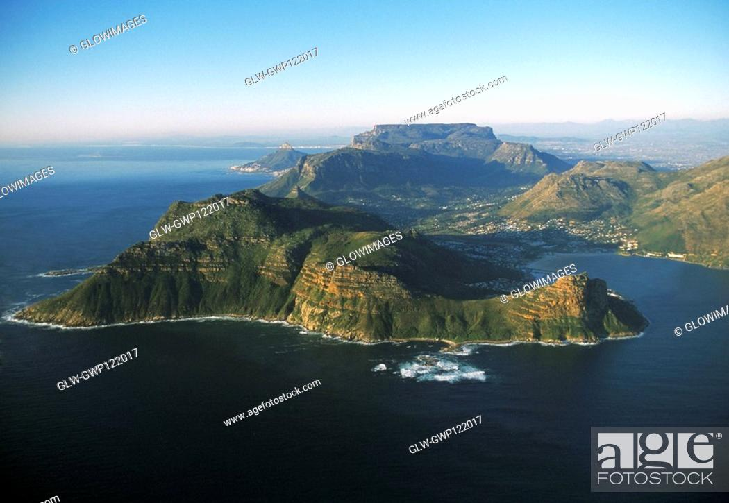 Stock Photo: Hout Bay, Capetown, South Africa.