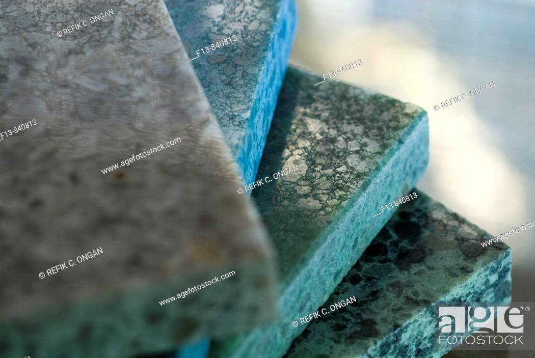 Stock Photo: marble catalogue.