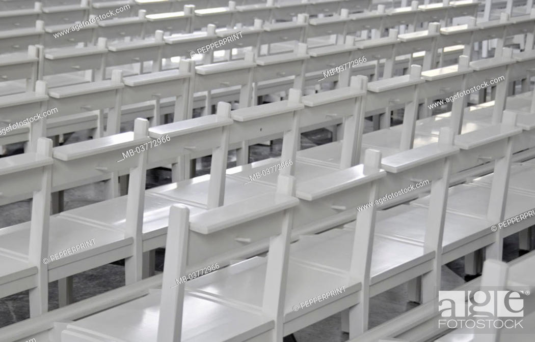 Incredible Benches White Empty Detail Auditorium Seat Benches Alphanode Cool Chair Designs And Ideas Alphanodeonline
