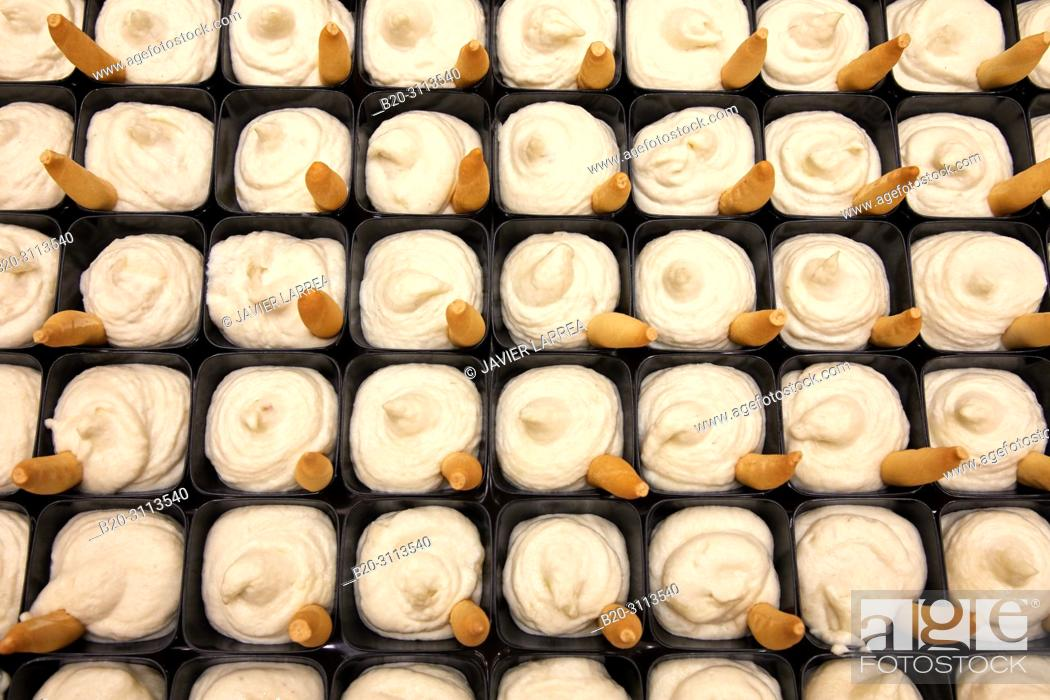 Stock Photo: Catering in congress, Kursaal Congress Palace, Donostia, San Sebastian, Gipuzkoa, Basque Country, Spain, Europe.