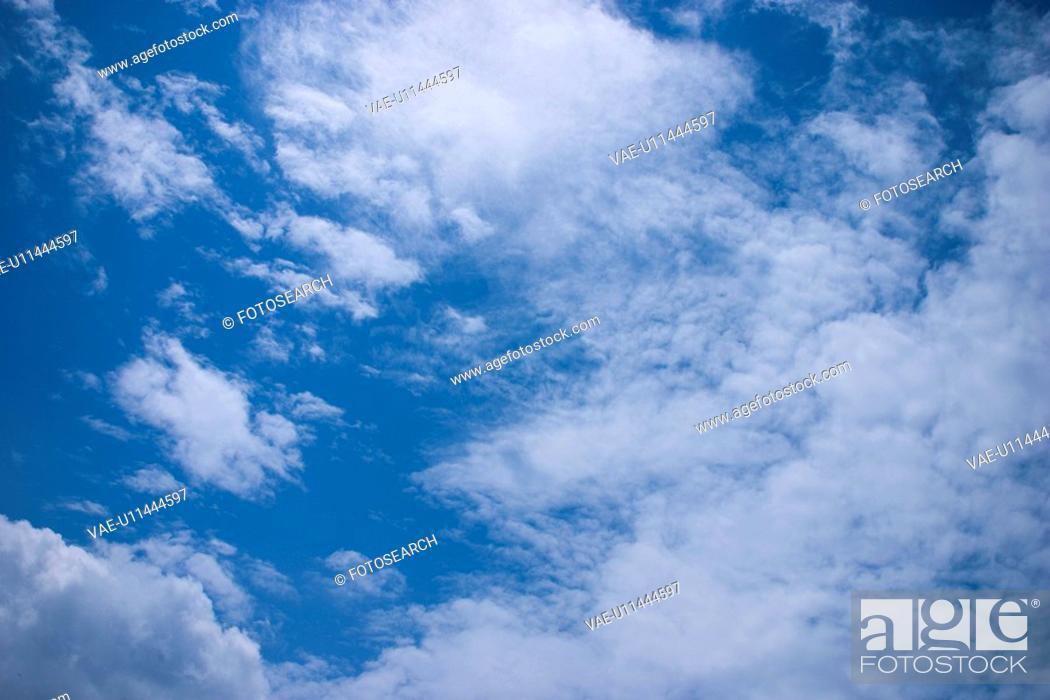 Stock Photo: atmosphere.