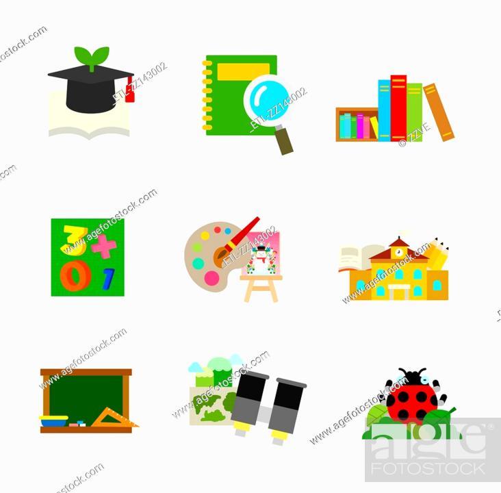 Stock Photo: Education.
