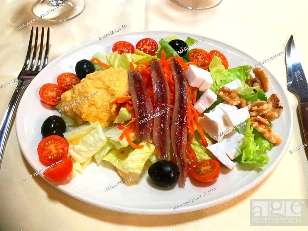 Imagen: Mixed salad.