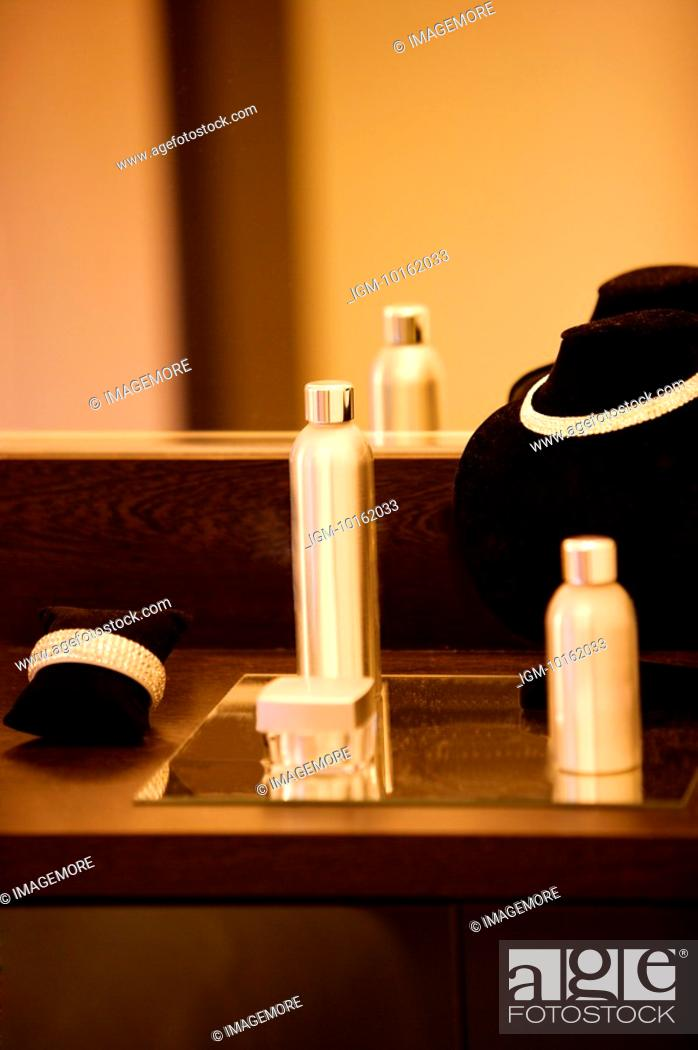 Stock Photo: Dressing Table.