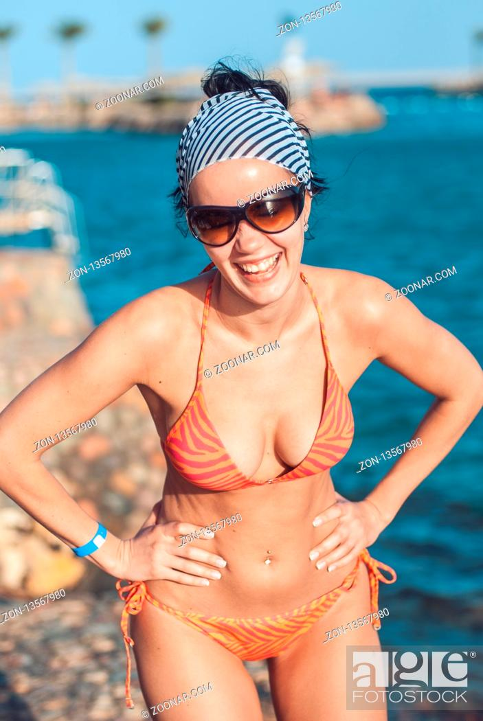 Jung Bikini Teen Strand Extreme bikini