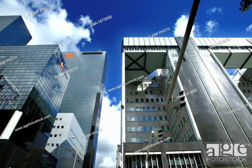 Ing Kantoor Rotterdam : Head office ing