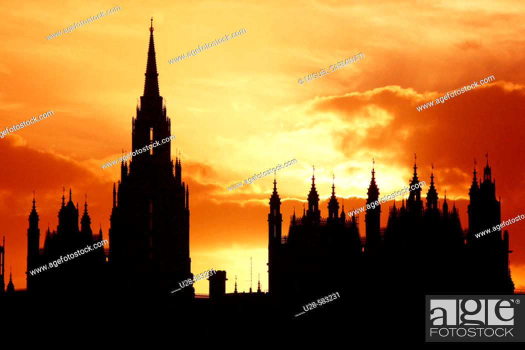 Stock Photo: London , England.