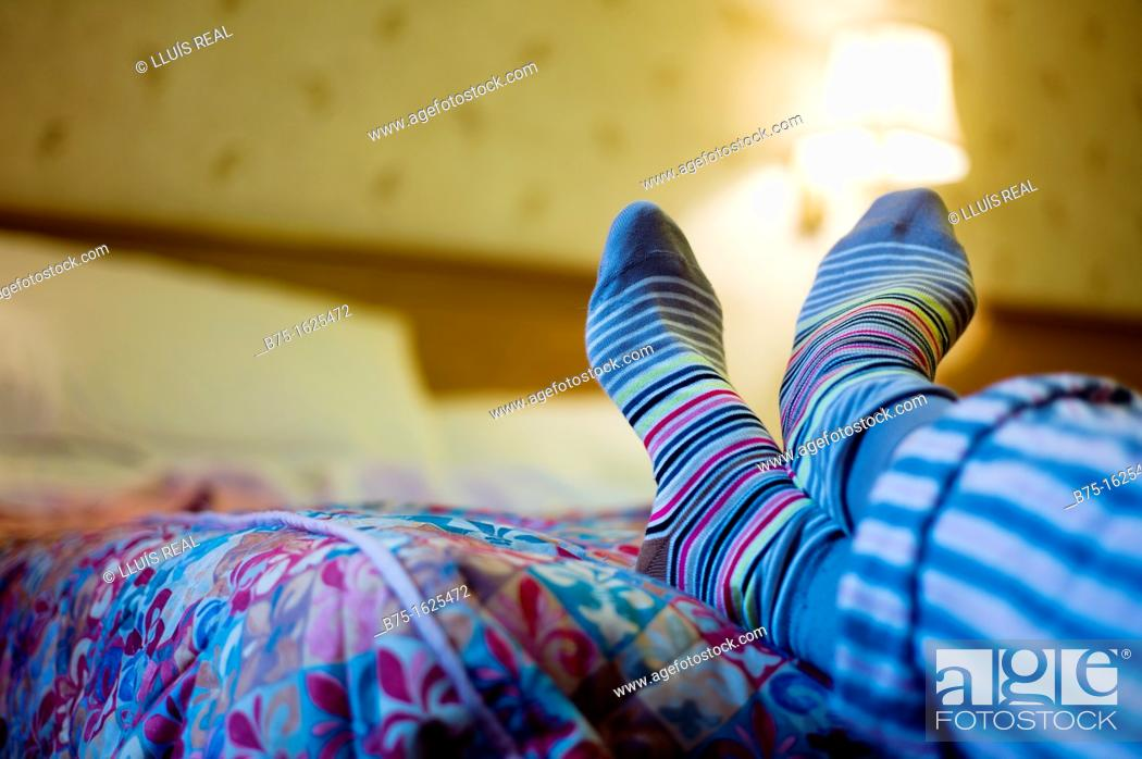 Stock Photo: Socks.