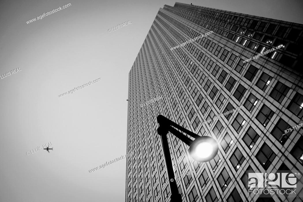 Stock Photo: building, london, england, uk.