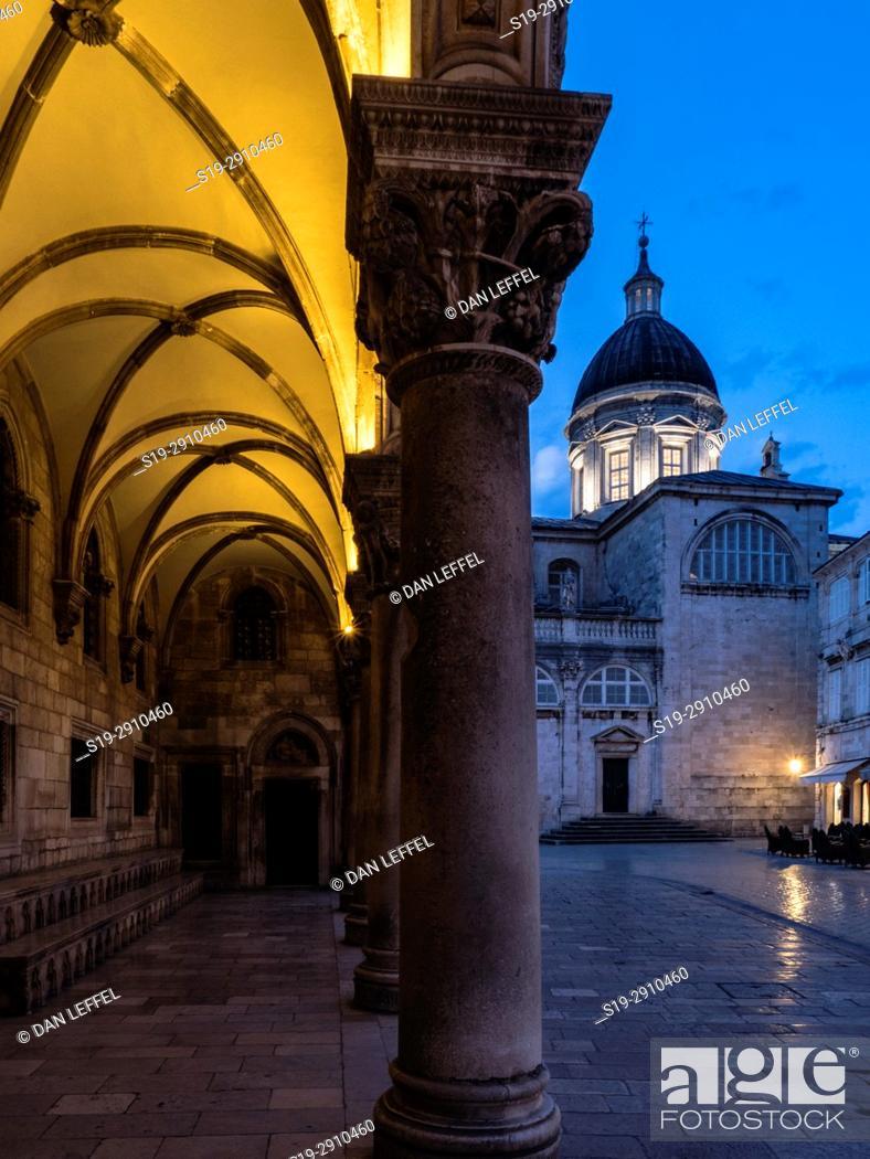 Imagen: Dubrovnik Croatia Cathedral Treasury.