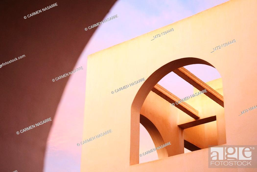 Stock Photo: Window.