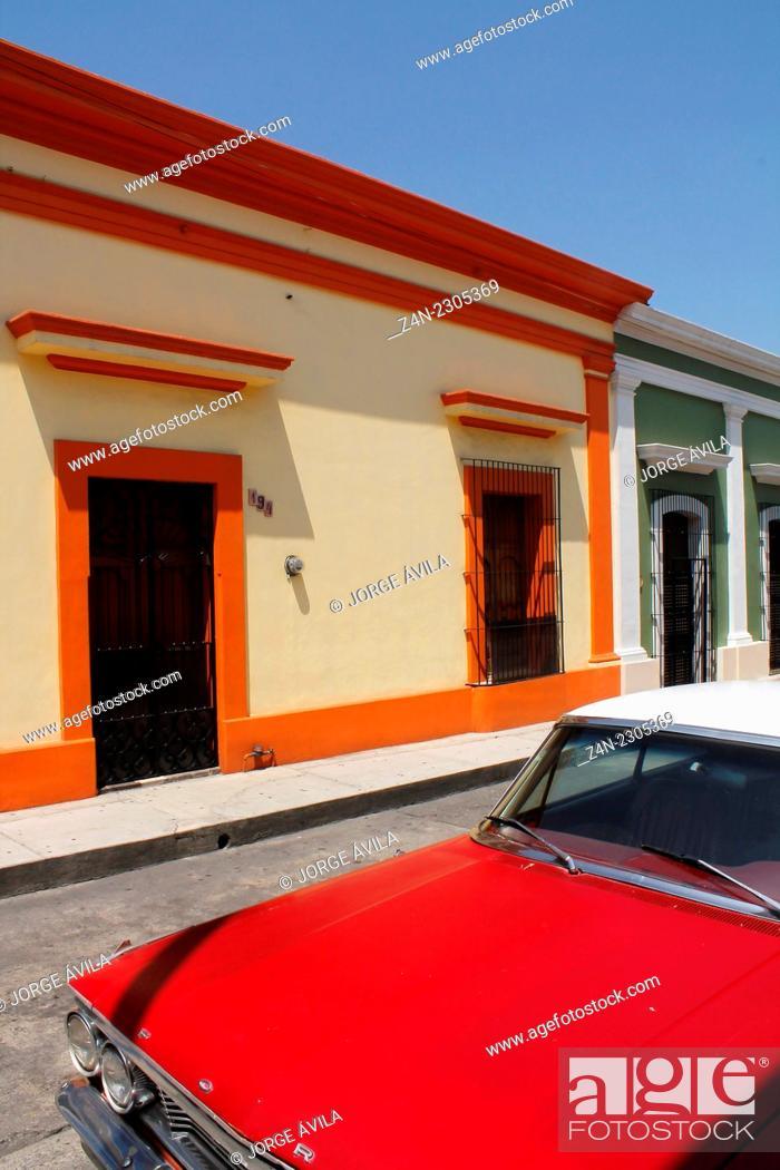 Imagen: Cars & walls, color.