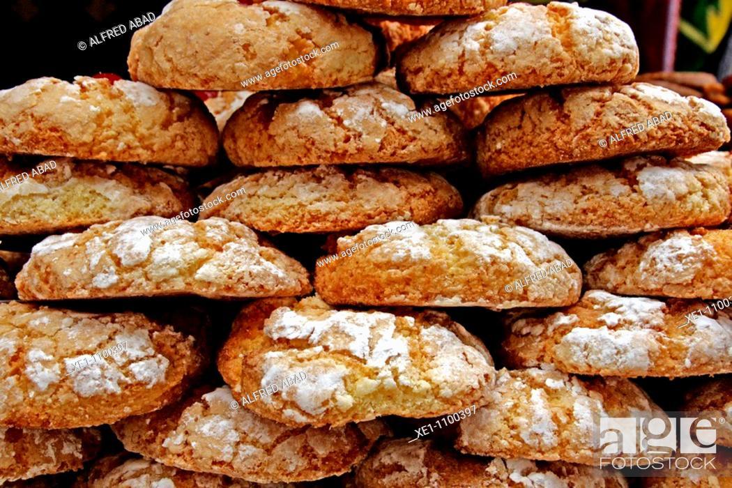 Stock Photo: Arab Pastries, sweets.