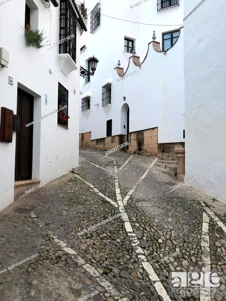 Stock Photo: Ronda, Málaga, Spain, Europe.