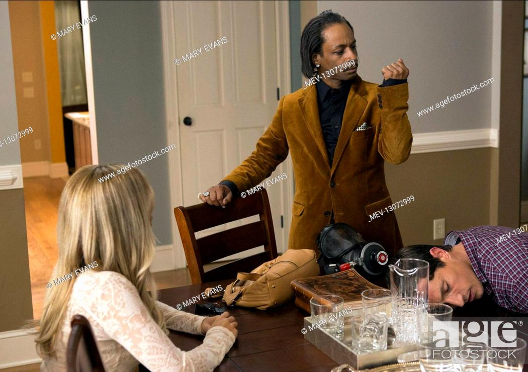 Katt Williams Simon Rex Characters Blaine Fulda Dan Film Scary Movie 5 2013 Director Malcolm Stock Photo Picture And Rights Managed Image Pic Mev 13072999 Agefotostock