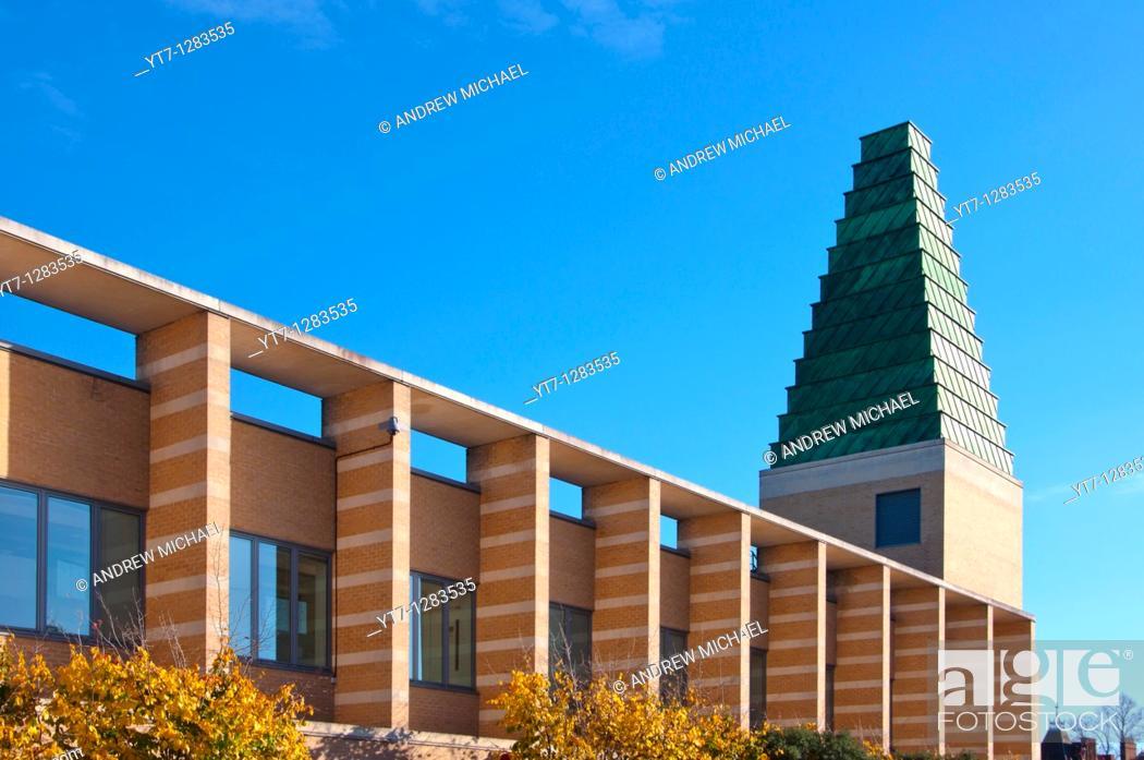 Stock Photo: Said Business School Oxford University Oxford Oxfordshire England UK.