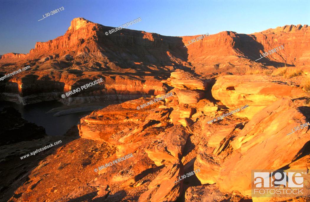 Stock Photo: Glen Canyon. Utah, USA.