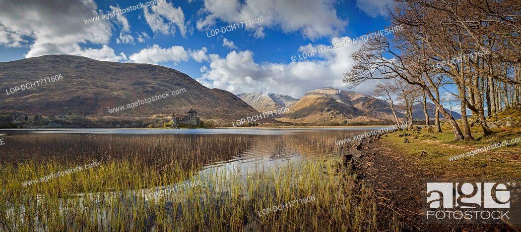 Imagen: Kilchurn Castle on Loch Awe.