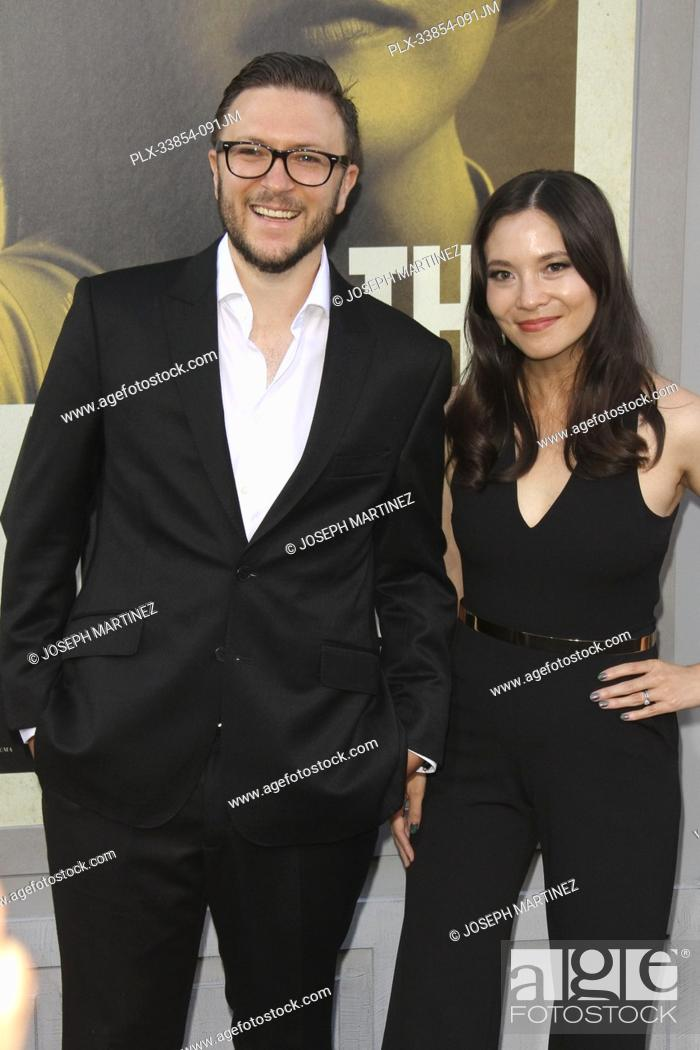 "Stock Photo: Ollie Masters, Ming Doyle at Warner Bros. Pictures' """"The Kitchen"""" Premiere held at the TCL Chinese Theatre, Los Angeles, CA, August 5, 2019."