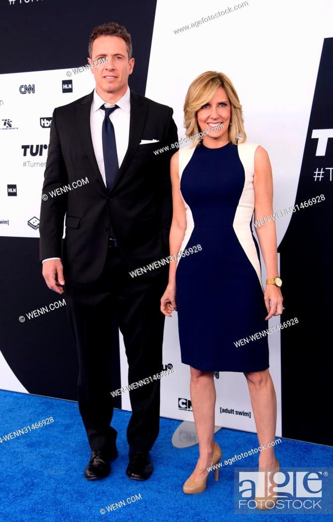 Stock Photo: 2017 Turner Upfront Featuring: Chris Cuomo, Alisyn Camerota Where: New York, New York, United States When: 17 May 2017 Credit: WENN.com.