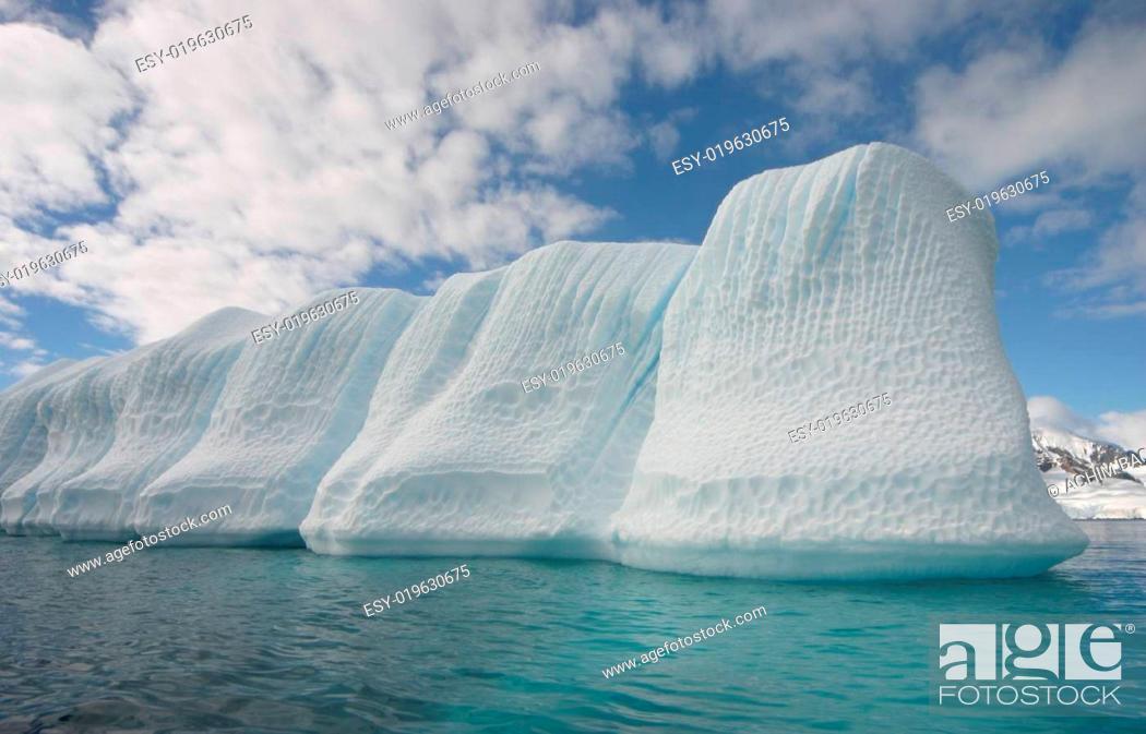 Imagen: Iceberg.
