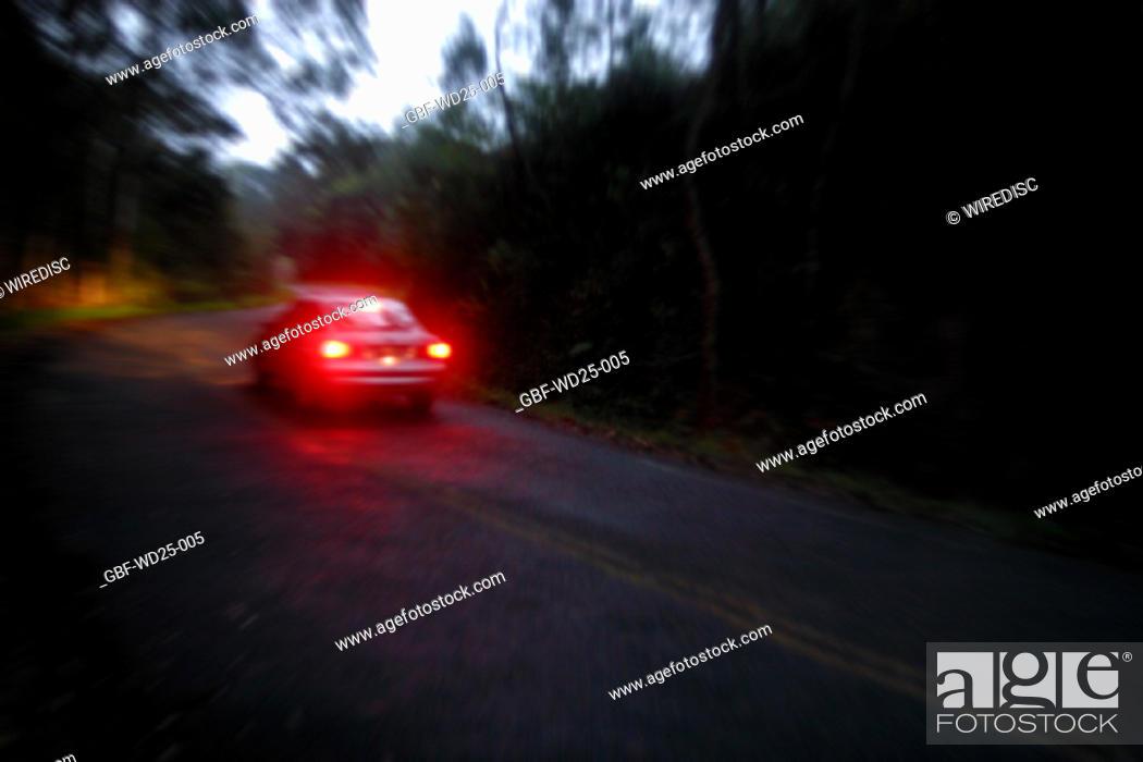 Stock Photo: Transport, car, road.