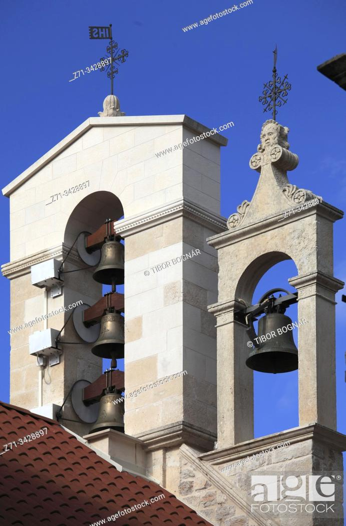 Stock Photo: Croatia, Sibenik, St Barbara Church.
