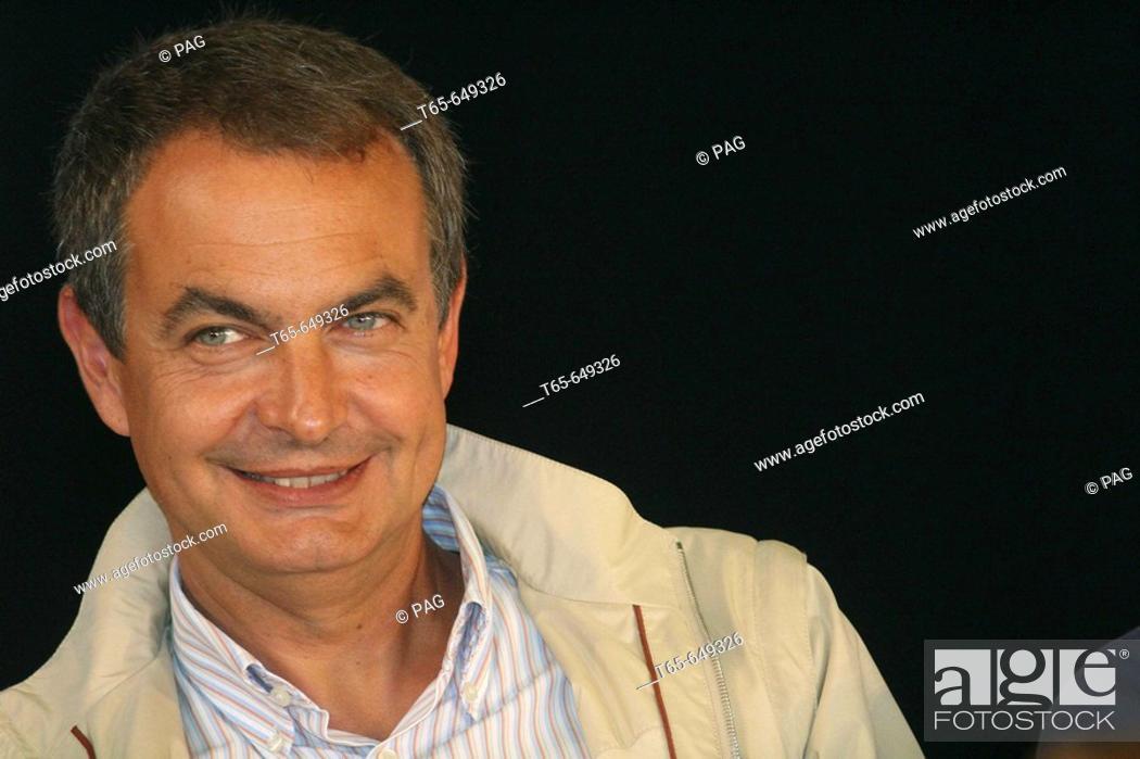 Imagen: José Luis Rodríguez Zapatero, Spanish prime minister.