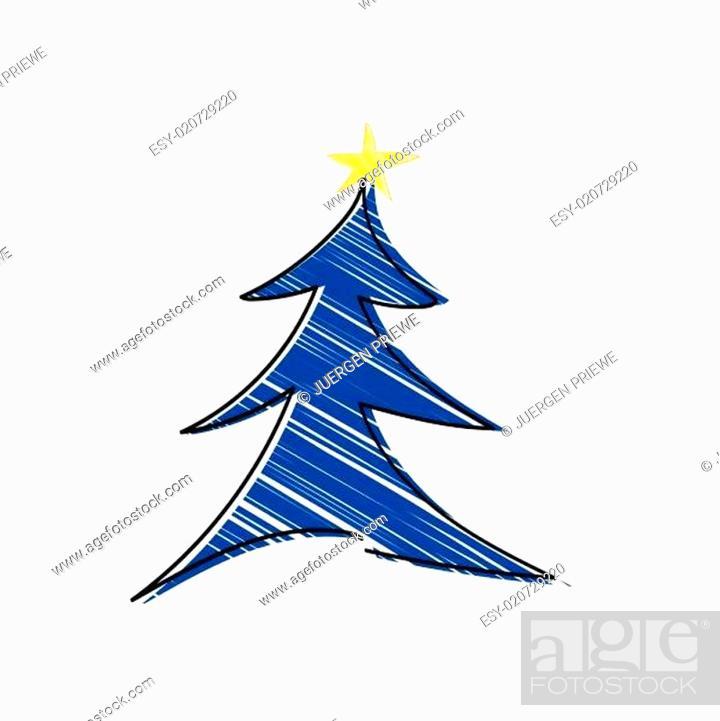 Stock Vector: Frohe Weihnachten.