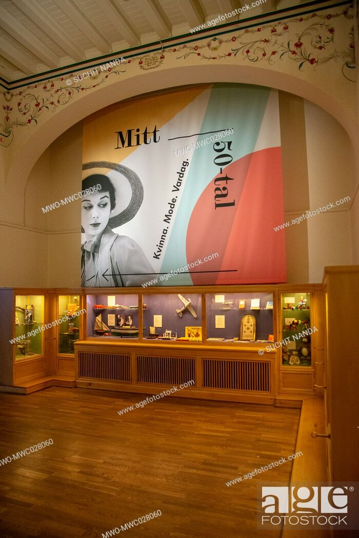 Imagen: The Nordic Museum is home to over one and a half million exhibits, including exclusive items and everyday objects, all with their own unique history.