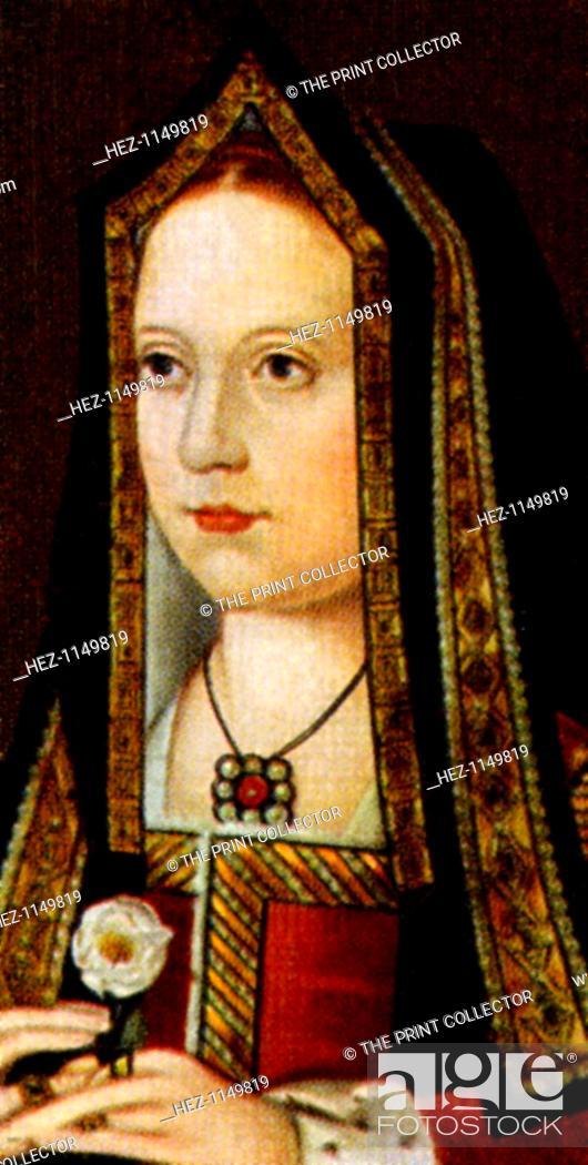 Elizabeth of York  Elizabeth (1466-1503) was the Queen Consort of