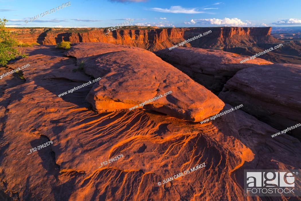 Imagen: Canyonlands National Park, Utah, USA, America.
