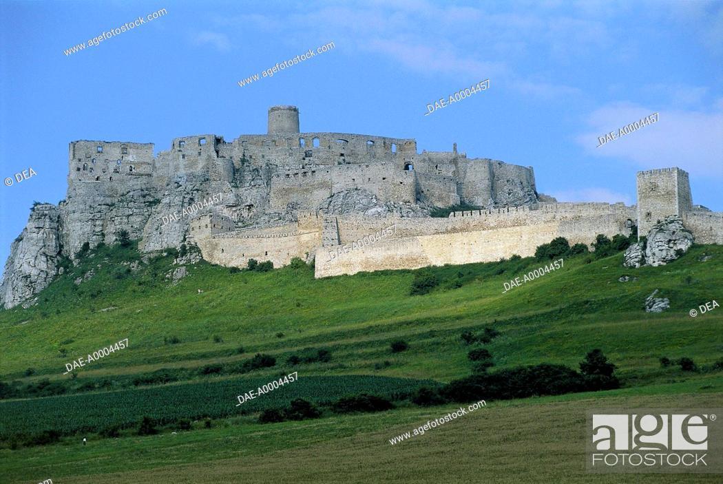 Slovakia - Presov Region - Spis Castle (Spissky Hrad, UNESCO