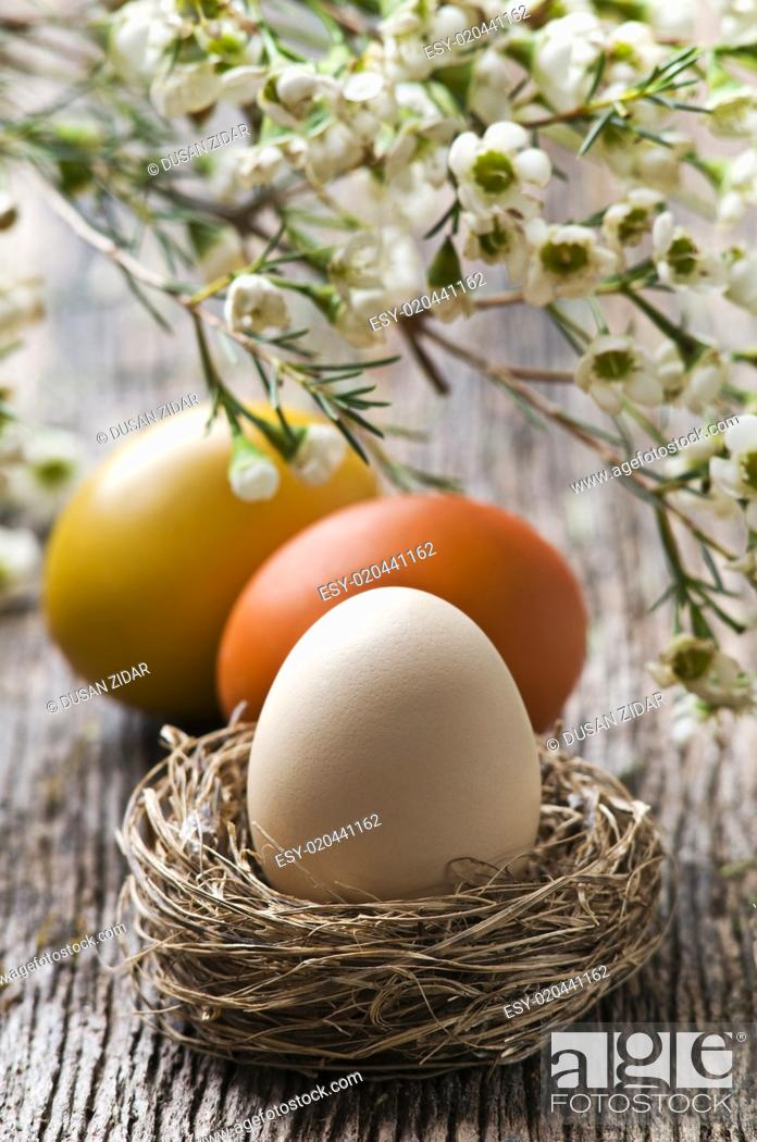 Stock Photo: Easter.